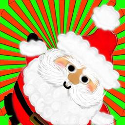 Santa-Jump-icon-256